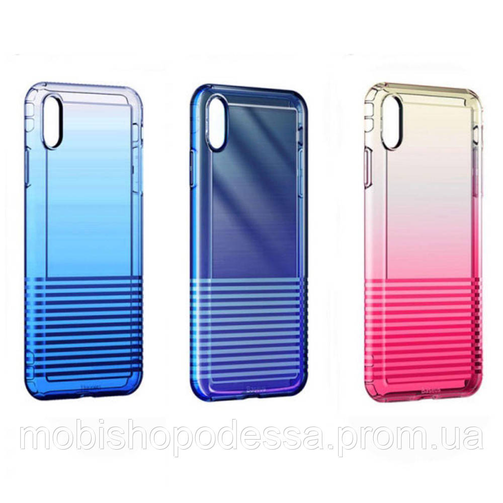 Baseus Colorful Airbag Protection Case For Apple iPhone XS Max