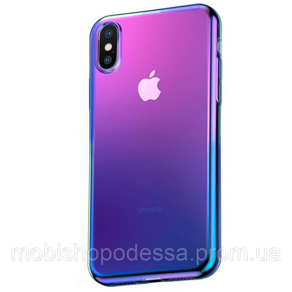 Baseus Glow Case For iPhone XS Max Transparent