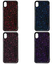 Confetti Black TPU Case Samsung J3 2015/J3 2016
