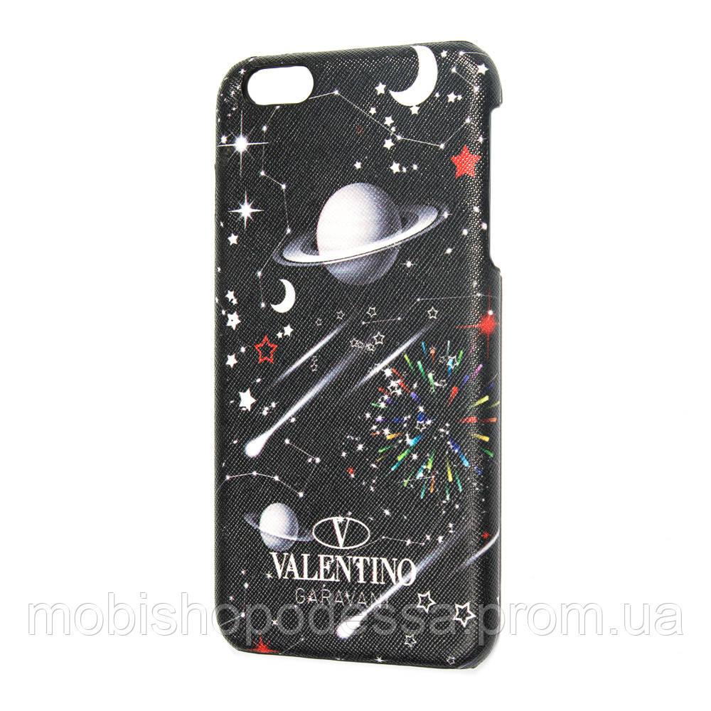 Чехол-накладка Valentino Garavani для Apple iPhone 6 Космос