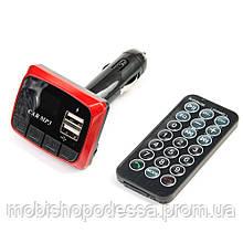 FM Модулятор, I10BT, красный