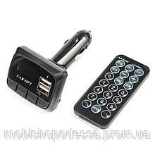 FM Модулятор, I10BT, черный