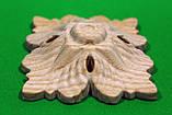 Деревянная розетка мебельная. Код Р18, фото 5