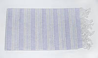 Полотенце-пештемаль Турция Lines 95*180 Purple