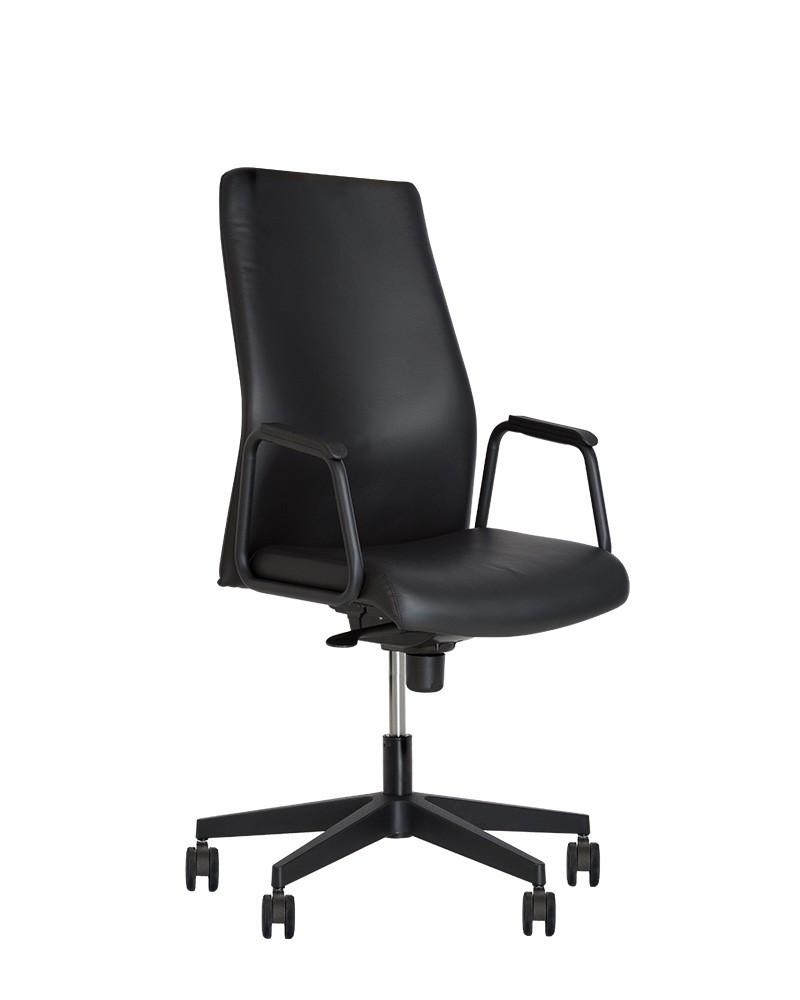 Кресло руководителя SOLO black ES PL70