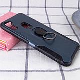 TPU+PC чехол Deen EdgeRing с креплением под магнитный держатель для Samsung Galaxy A11, фото 3