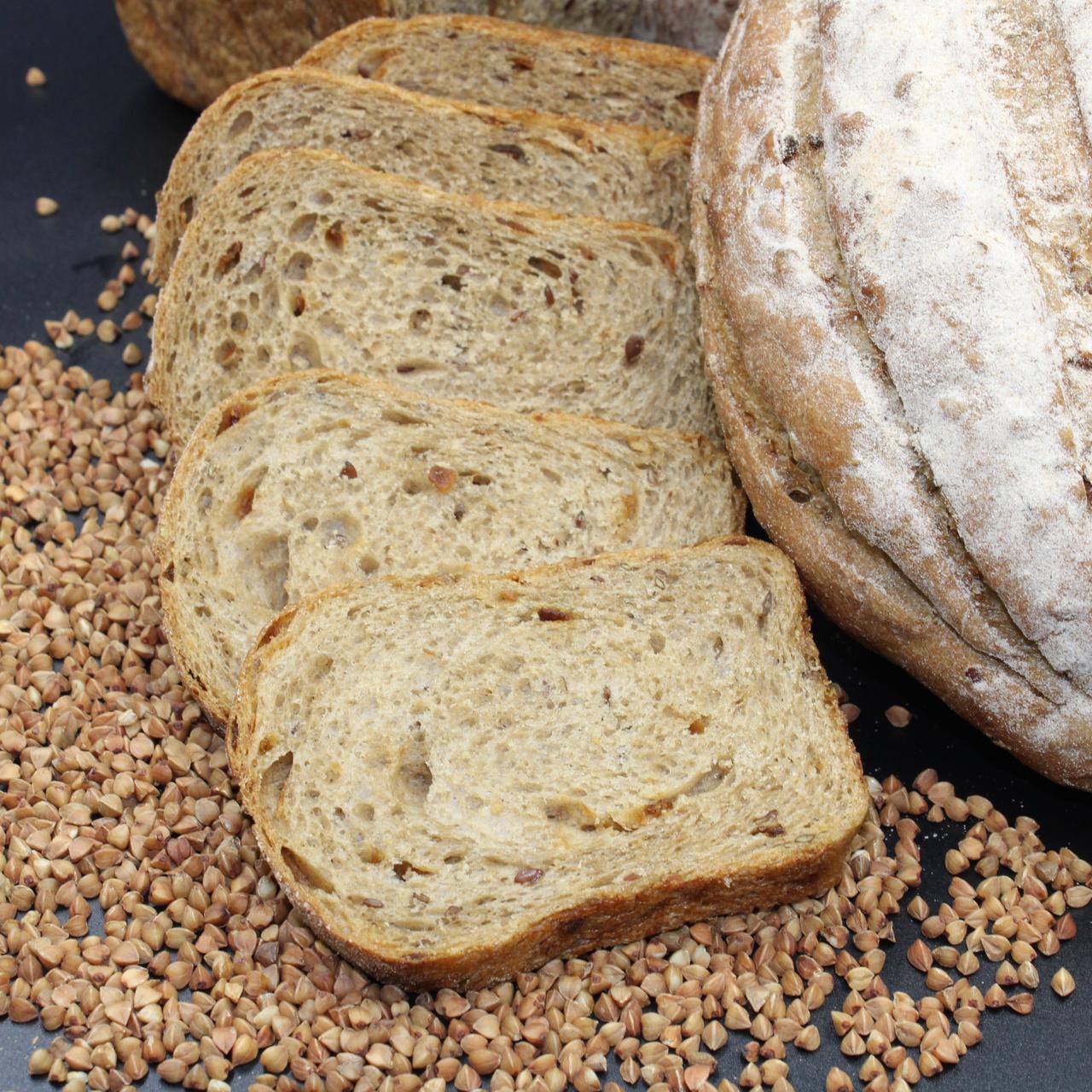 Суміш хлібопекарська Гречаний Хліб GRAND