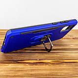 Ударопрочный чехол SG Ring Color магнитный держатель для Samsung Galaxy A51, фото 9