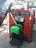 Пеллетная горелка Palnik 250 кВт для твердотопливного котла, фото 6