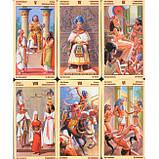 Карты Ramses Tarot / Таро Фараона Рамзеса (Таро Вечности), фото 2