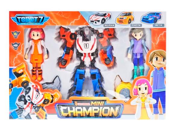 Робот трансформер детская игрушка.Робот тобот.Набор фигурок трансформеров.