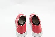Яркие красные кроссовки Doren 20115-006-kirmizi, фото 2