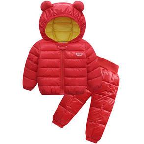 Детский теплый костюм, фото 2