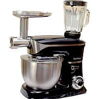 Багатофункціональний кухонний комбайн 3 в 1 Rainberg RB - 8080 2200 Вт