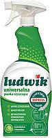 Чистящая пена-спрей Ludwik универсальная 750мл Express System