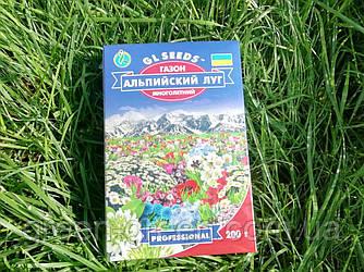 Газонна трава Альпійський луг, 200гр.