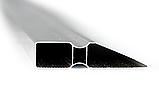 Правило-трапеция STAR TOOL двухват, 100 см, усиленное (95 мм), фото 3