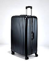 Большой чемодан  Ambassador® Extra Duty Metal Frame Hardcase A8524 Кодовый встроенный, Пластик, Унисекс, 4 колеса, Ambassador, Большой, Нет, Китай, Да, Чемодан, Чёрный