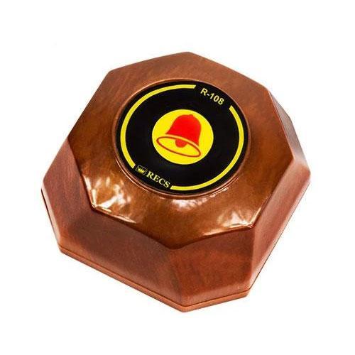 Кнопка виклику офіціанта R-108 Bell Brown
