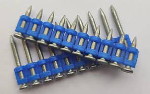 Пістолетні цвяхи Toua в обоймі MG для бетону і металу (2.8х27 мм, 500 шт.), Point Bullet 40