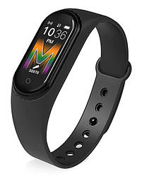 Фитнес браслет Smart Bracelet M5 черный