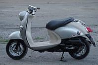Скутер Yamaha Vino 4Т (серый), фото 1