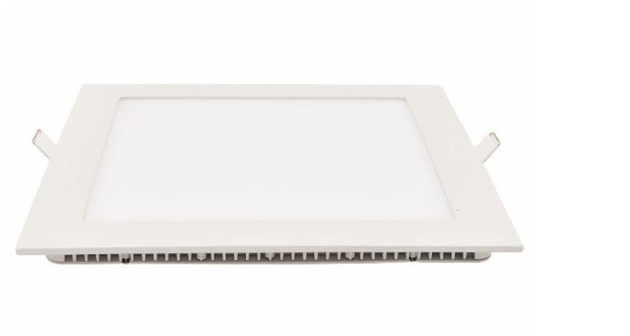 Лед светильник потолочный 9W  квадрат 3000К