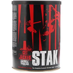 Комплекс для повышения тестостерона Набор массы Universal Nutrition ANIMAL STAK (21 pak)