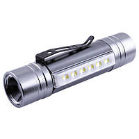 Фонарь Police 811B-XPE+SMD, крепление на лоб, магнит,фонари Police,ручные фонари, комплектующее,светотехника