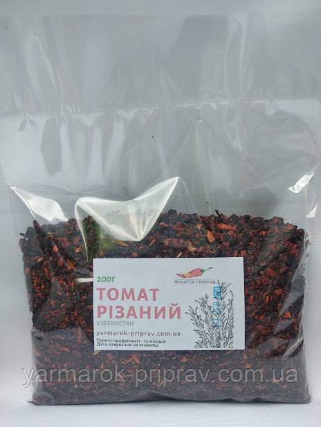 Томат резаный (Узбекистан), 200г