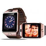 UWatch Розумні годинник Smart 5004 UWatch Gold, фото 2