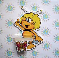 Стенд для рисунка и поделки Пчёлка Майя (разные)