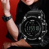 Skmei Розумні годинник Skmei Smart Watch 1227 Black, фото 4