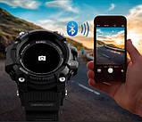 Skmei Розумні годинник Smart Skmei Power Smart+ 1188 Black з пульсометром, фото 6