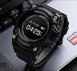Skmei Розумні годинник Smart Skmei Power Smart+ 1188 Black з пульсометром, фото 7