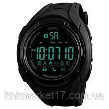 Skmei Розумні годинник Smart Skmei Turbo 1316 Black