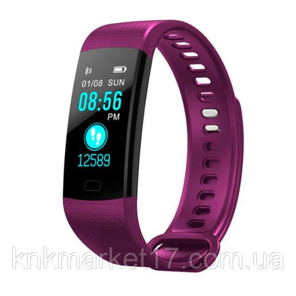 UWatch Розумні годинник Smart Pressure 5063 UWatch Purple