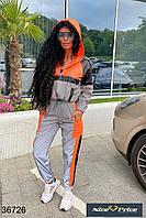 Модный Спортивный костюм женский,плащевка 42-44 46-48 50-52, фото 1