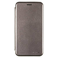 Чехол G-Case для Samsung A750 (A7 2018) книжка Ranger Series магнитная Grey