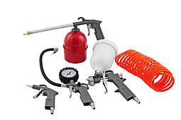 Набор пневмоинструментов 5шт Housetools 80K555