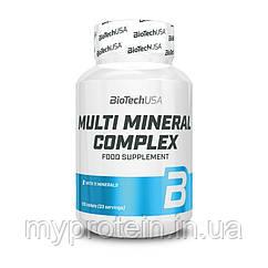 BioTech Комплекс минералов Multi Mineral Complex (100 tablets)