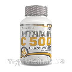 BioTech Витамин С Vitamin C 500 (120 chewing tabs)