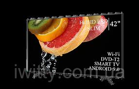 """Телевизор Hisense Хайсенс 42"""" Smart-TV/Full HD/DVB-T2/USB Android 9.0, фото 3"""