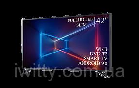 """Телевизор Sharp Шарп 42"""" Smart-TV/Full HD/DVB-T2/USB Android 9.0, фото 3"""