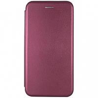 Чехол G-Case для Samsung S7 (G930) книжка Ranger Series магнитная Bordo