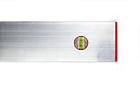Правило-рівень STAR TOOL 250 см, без ручок, 2 капсули, вертикальна і горизонтальна, фото 3