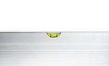 Правило-рівень STAR TOOL 250 см, без ручок, 2 капсули, вертикальна і горизонтальна, фото 4