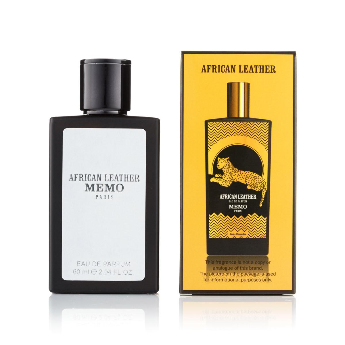 60 мл мини-парфюм Memo African Leather (унисекс)
