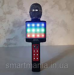Безпровідний мікрофон для караоке WS-1828
