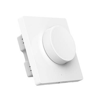 Умный выключатель Yeelight Bluetooth wall switch Dimmer диммер, фото 2